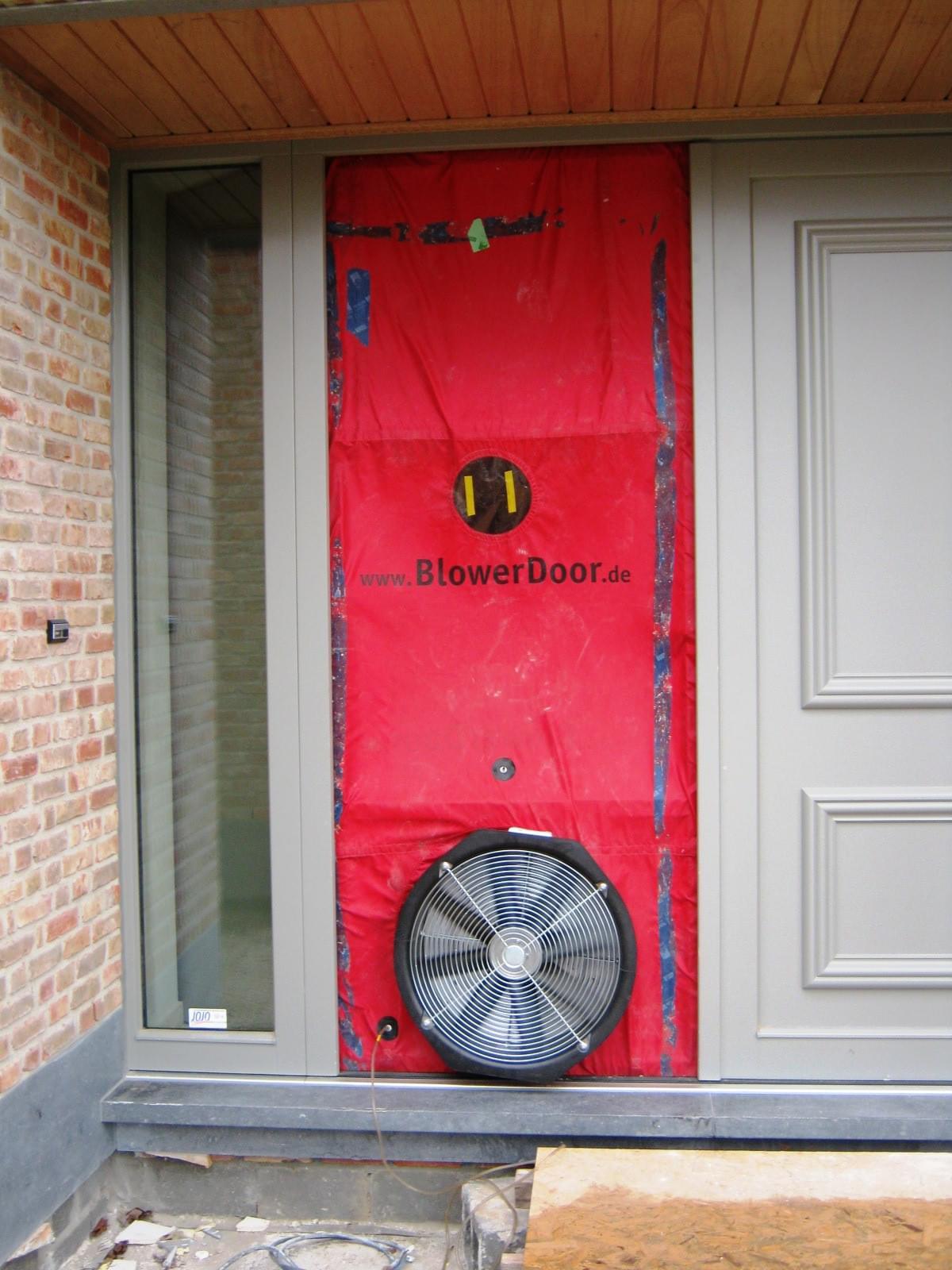 Energiezuinig bouwen - laag 2 luchtdichtheid