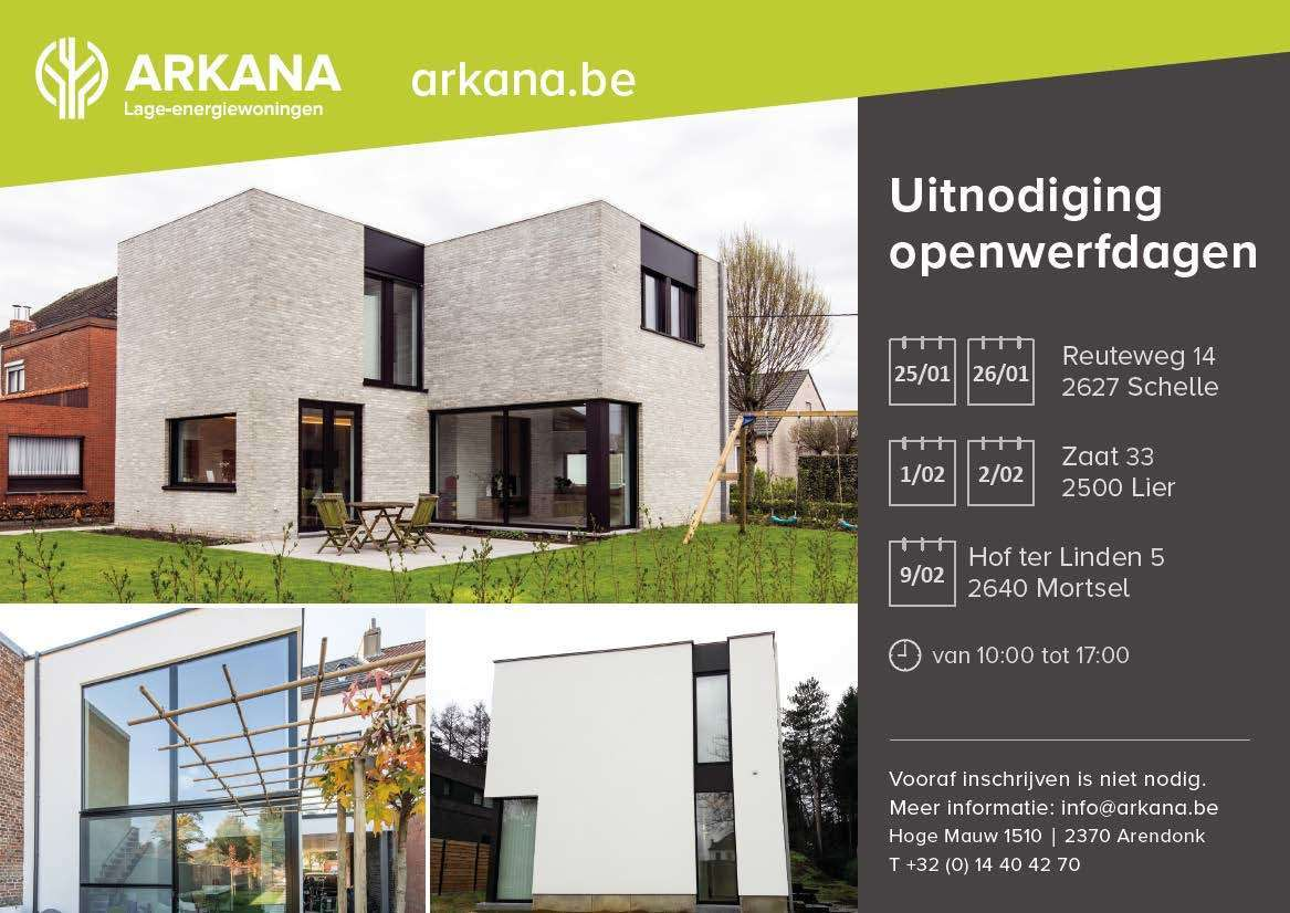 Arkana flyer januari - februari 2020